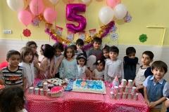 جشن تولد 5